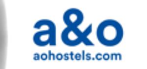 Logo a&o hostels